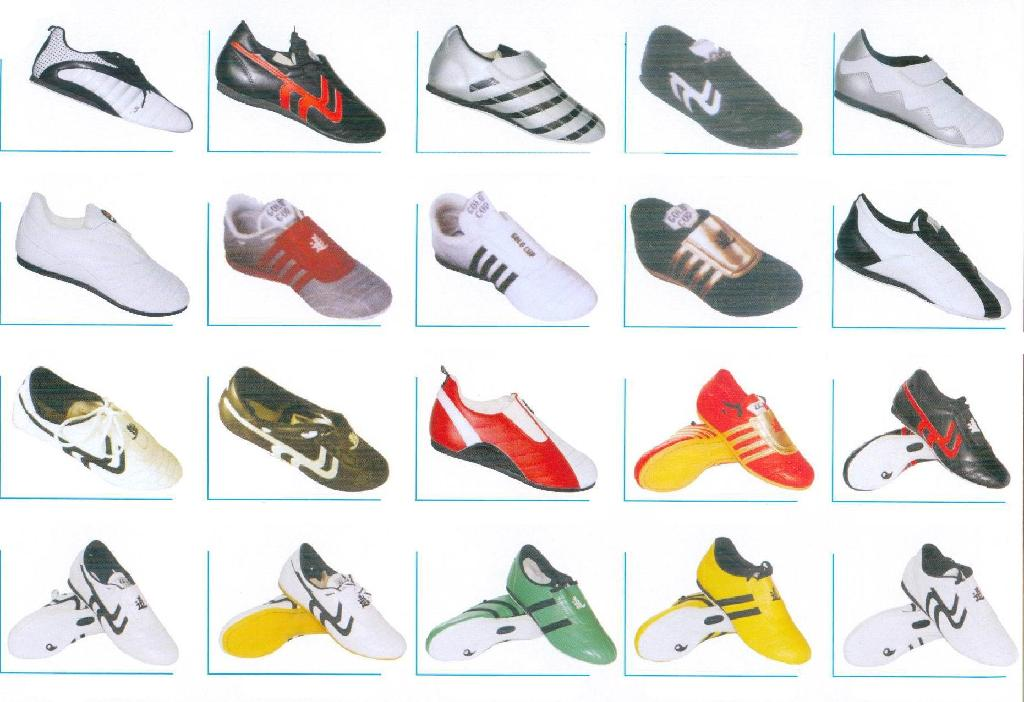 TaeKwonDo Shoes - TKD Essentials